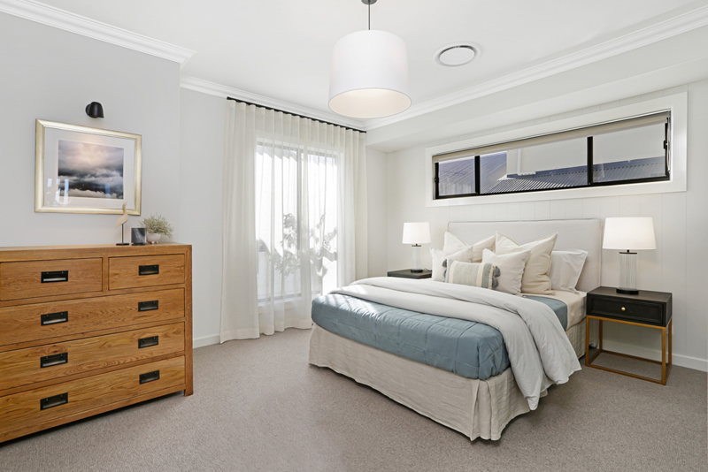Macedon Classic - Bedroom